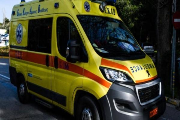 Θεσσαλονίκη: Εργάτης βρίσκεται στο νοσοκομείο από ηλεκτροπληξία!