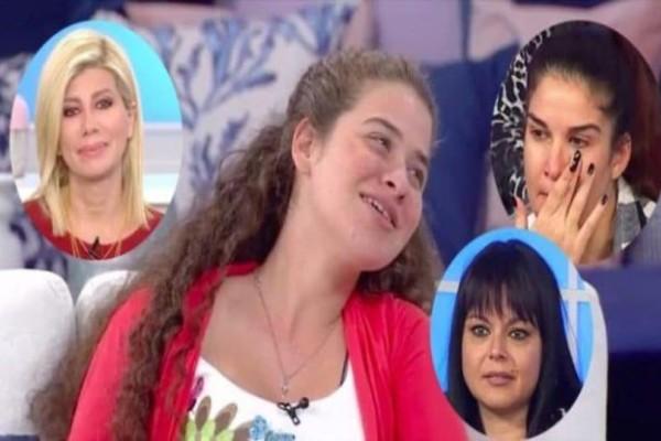 Έκλαιγαν όλοι στο στούντιο με την 18χρονη Νεφέλη: Το κορίτσι που δεν μπορεί να μιλήσει αλλά τραγουδά!