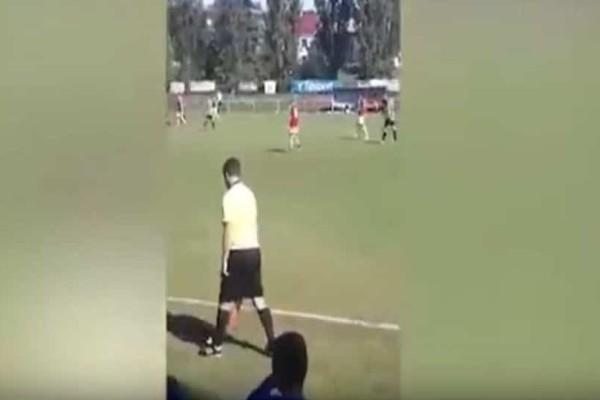 Επικό! Επόπτης διαιτητής ήταν τύφλα στο μεθύσι! (Video)