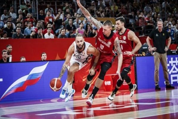 Μουντομπάσκετ 2019: Άντεξε την πίεση η Γαλλία και επικράτησε με 78-74 επί της Γερμανίας!