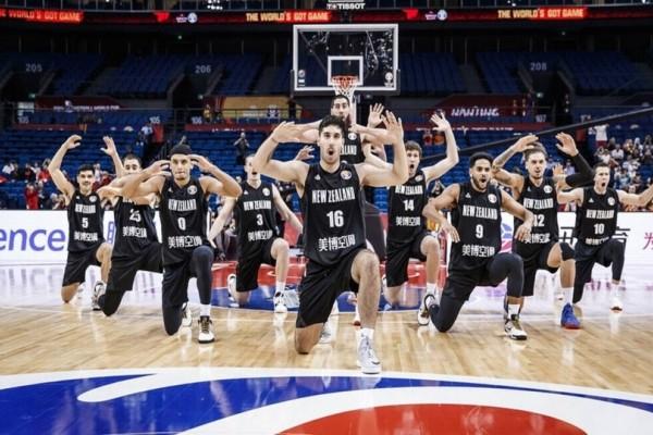 Μουντομπάσκετ 2019: Ο χορός «χάκα» των Νεοζηλανδών πριν από το ματς με την Εθνική! (Video)