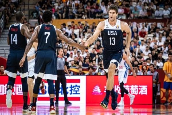 Μουντομπάσκετ 2019: «Καθάρισε» ο Μίτσελ για τις ΗΠΑ έναντι της Τσεχίας με 88-67!