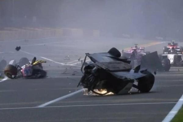 Τραγωδία στη Φόρμουλα 2: Νεκρός 22χρονος οδηγός! (Video)