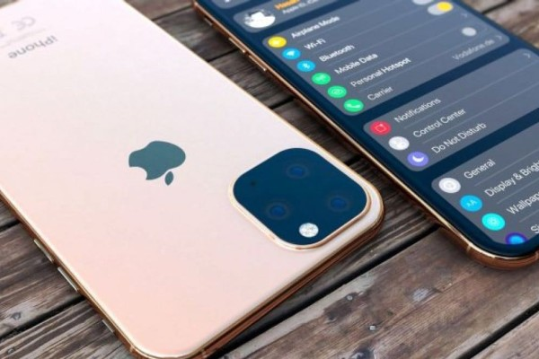 Εξαντλήθηκε το νέο iPhone των 1200 ευρώ!