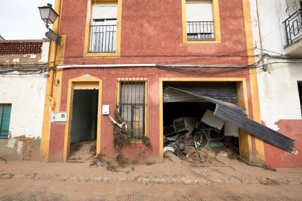 Τραγωδία στην Ισπανία: Και 6ος νεκρός από τις πλημμύρες!