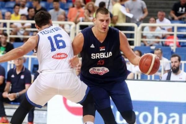 Μουντομπάσκετ 2019: Η Σερβία επιβλήθηκε της Ιταλίας με σκορ 92-77!