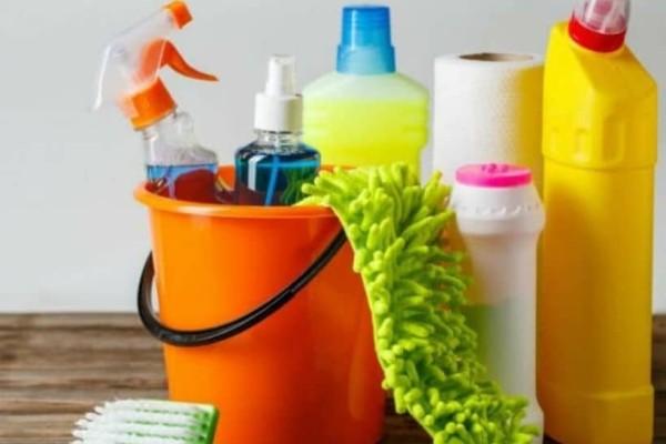 Αυτοί είναι οι πιο επικίνδυνοι συνδυασμοί καθαριστικών!