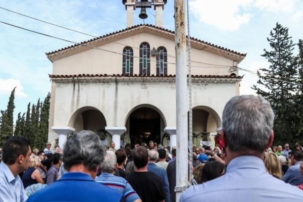 Κηδεία Λαυρέντη Μαχαιρίτσα: Ξέσπασε σε λυγμούς ο Πορτοκάλογλου!