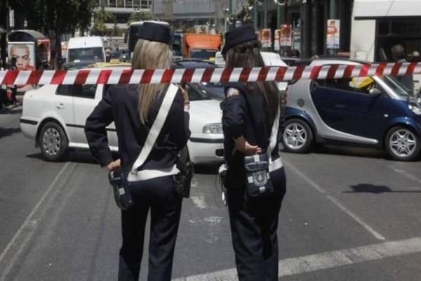 Προσοχή! Κυκλοφοριακές ρυθμίσεις την Πέμπτη στην Αθήνα!
