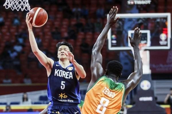 Μουντομπάσκετ 2019: Πρώτη νίκη για την Ν. Κορέα! (photos-video)