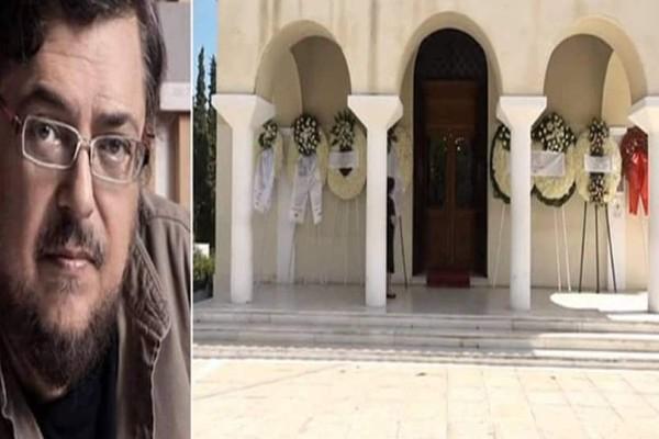 Κηδεία Λαυρέντη Μαχαιρίτσα: Τα πρώτα πλάνα από το νεκροταφείο! (video)