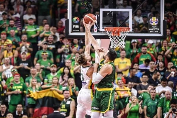 Μουντομπάσκετ 2019: Η Αυστραλία «καθάρισε» την Λιθουανία με 82-77! (photos)