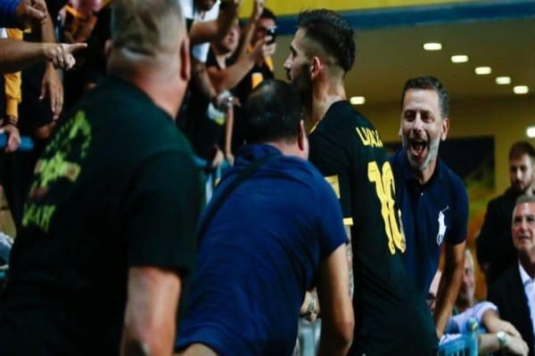 Super League: Ο Λιβάια «λύτρωσε» την ΑΕΚ! Επικράτησε 0-1 του Παναιτωλικού (Video)