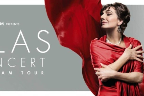 Callas in Concert: Έρχεται στην Ελλάδα!