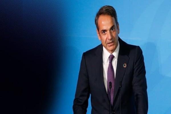 Μητσοτάκης στο Bloomberg: Έθεσε το θέμα του προσφυγικού στον Ερντογάν! Τι ανέφερε για τους φόρους και το πλεόνασμα;