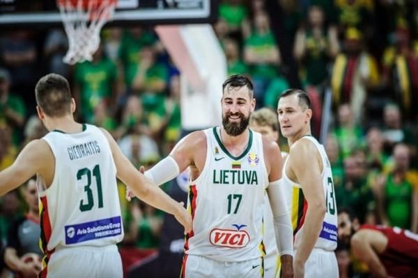 Μουντομπάσκετ 2019: Η Λιθουανία συνέτριψε 92-69 τον Καναδά!