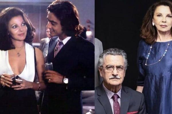 Νίκος Γαλανός και Μπέτυ Λιβανού : Ξανά «μαζί» μετά από 47 ολόκληρα χρόνια!