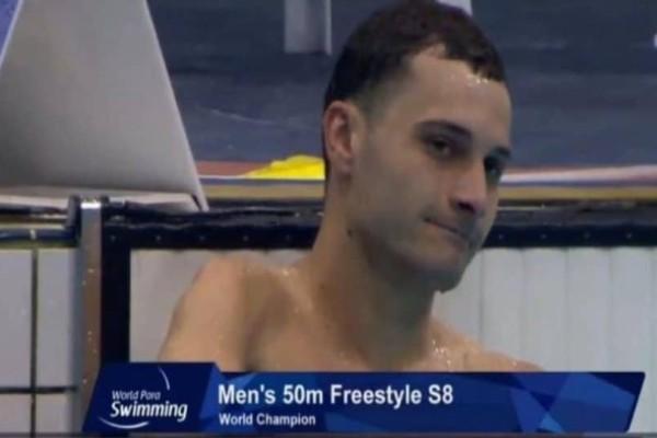 Χρυσό μετάλλιο για τον Μιχαλεντζάκη στο Παγκόσμιο Κολύμβησης του Λονδίνου!
