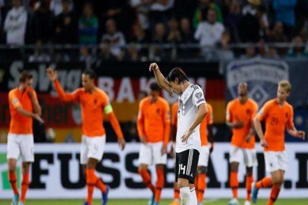 Προκριματικά Euro 2020: H Ολλανδία ταπείνωσε τη Γερμανία μέσα στο σπίτι της! (Video)