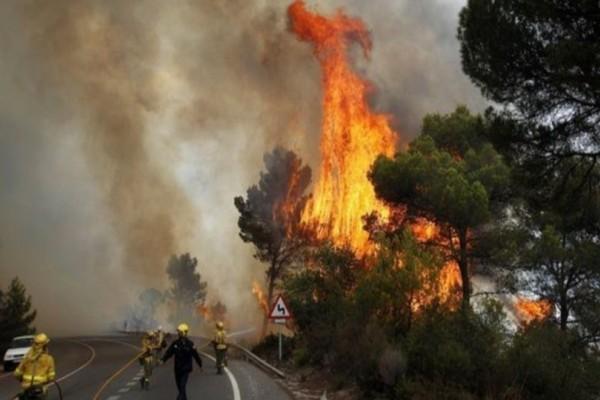 Συναγερμός στην Ισπανία: Μεγάλες πυρκαγιές στην Γαλικία! Εκκενώθηκαν χωριά!