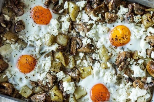 12 λαχταριστές συνταγές για όσους λατρεύουν τα αυγά!