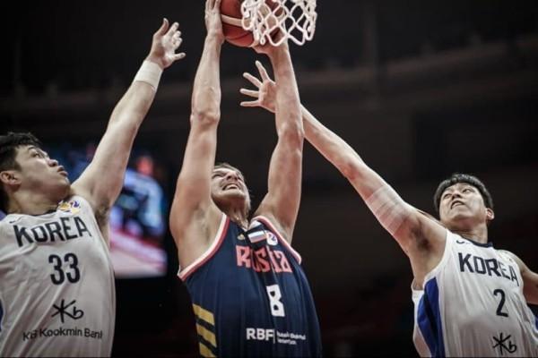 Μουντομπάσκετ 2019: Το εισιτήριο για την επόμενη φάση πήρε η Ρωσία!