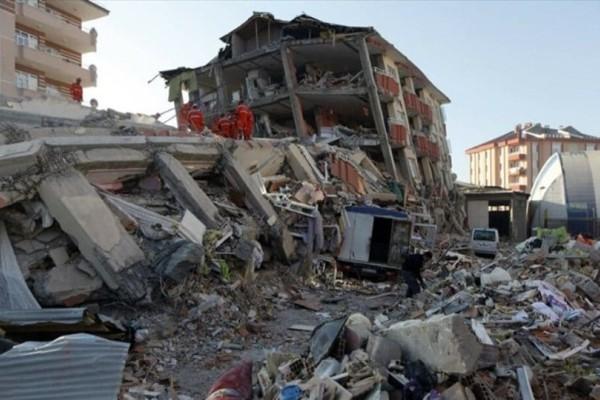 Ισχυρή σεισμική δόνηση στην Τουρκία!