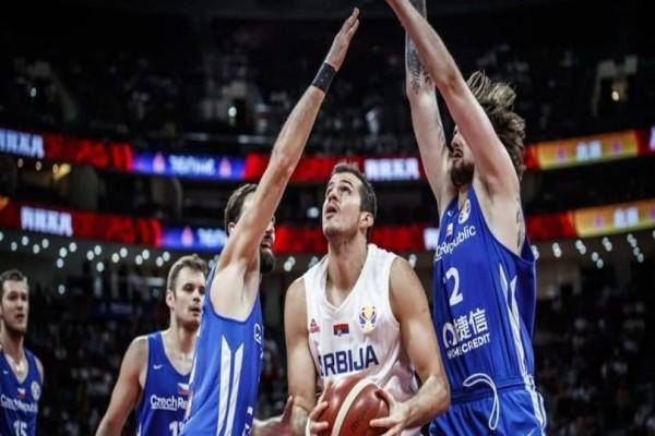 Μουντομπάσκετ 2019: Στην 5η θέση η Σερβία! Επικράτησαν των Τσέχων με 90-81!