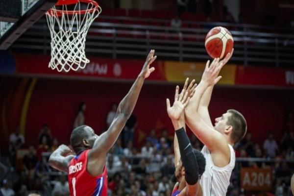 Μουντομπάσκετ 2019: Η Σερβία συνέτριψε το Πουέρτο Ρίκο με 90-47! (photos)