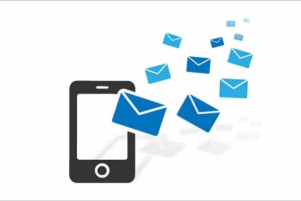 E-mail ή SMS? Ποιο είναι το καλύτερο εργαλείο μηνυμάτων;