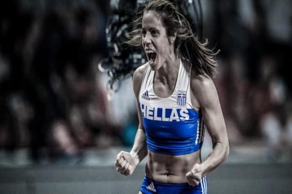 «Χάλκινη» η Στεφανίδη στο παγκόσμιο πρωτάθλημα στίβου!