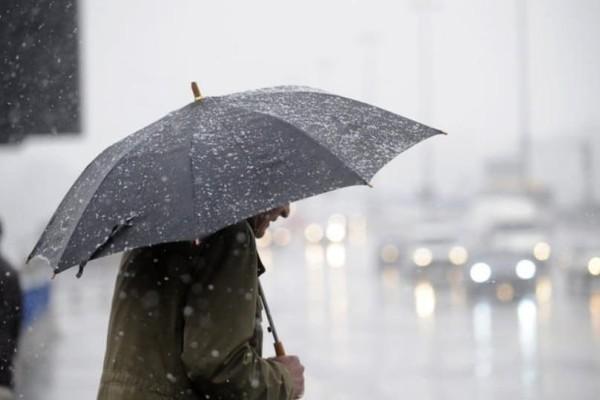 Έρχονται βροχές και καταιγίδες στην Αττική!