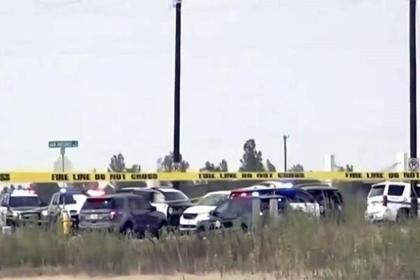 Νέο μακελειό στο Τέξας: Πέντε νεκροί και 21 τραυματίες!