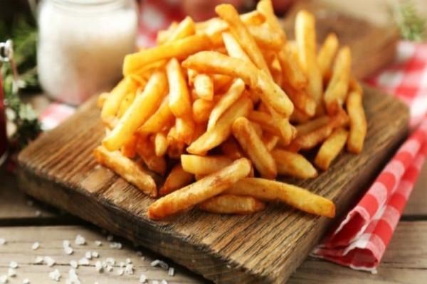 Εσείς το γνωρίζατε; Γιατί οι τηγανητές πατάτες δεν είναι νόστιμες όταν κρυώνουν;