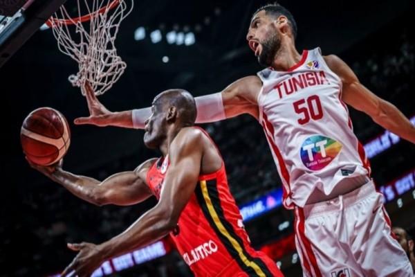 Μουντομπάσκετ 2019: Στο... δρόμο για Τόκιο η Τυνησία! (photos)