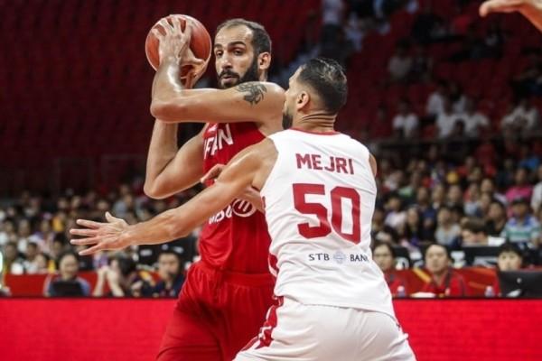 Μουντομπάσκετ 2019:  Με «εκτελεστή» τον Μεϊρί η Τυνησία επικράτησε του Ιράν με 79-67!