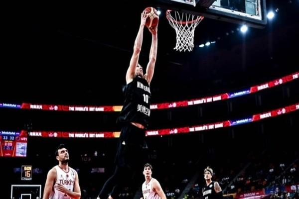 Μουντομπάσκετ 2019: Με ψηλά το κεφάλι αποχαιρέτησαν οι Νεοζηλανδοί!