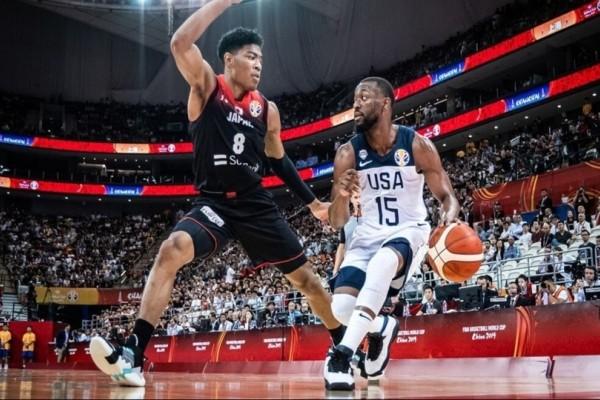 Μουντομπάσκετ 2019: Οι ΗΠΑ διέλυσαν την Ιαπωνία με 98-45!
