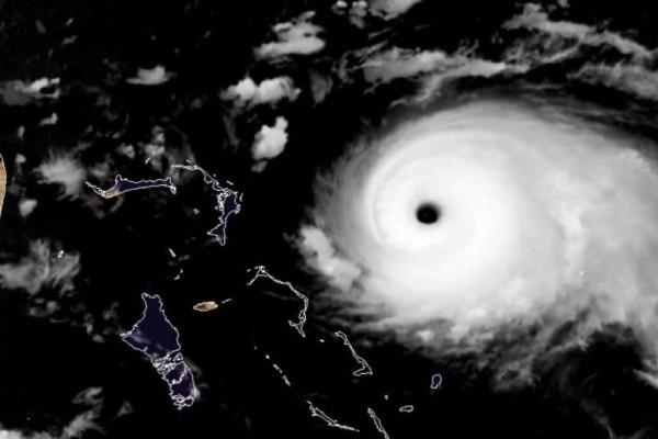 Μπαχάμες: Ενισχύθηκε ο κυκλώνας Ντόριαν! (Video)