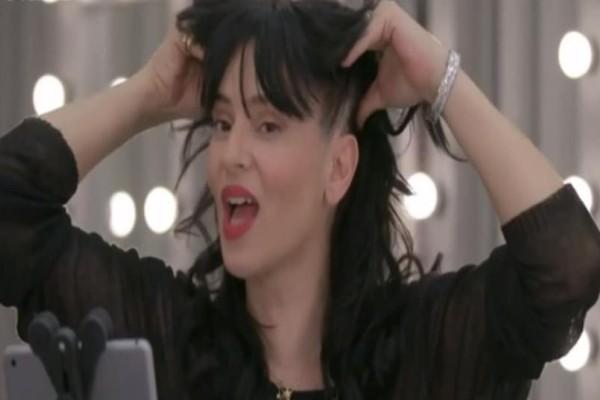 GNTM: Δεν άντεξε η Ζενεβιέβ και τράβαγε τα μαλλιά της! (Video)