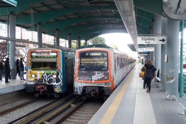 Απεργία: Ακινητοποιημένα για 24 ώρες Μετρό, Τράμ, Ηλεκτρικός, Τρένα και Προαστιακός!