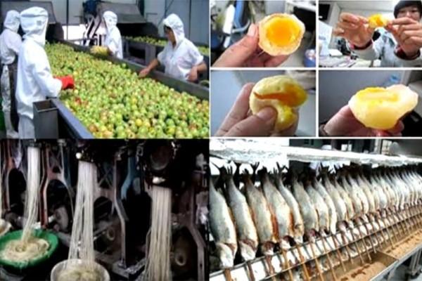 10 τοξικές τροφές απ' την Κίνα, που όλοι τρώμε αλλά κανείς δεν το ξέρει!