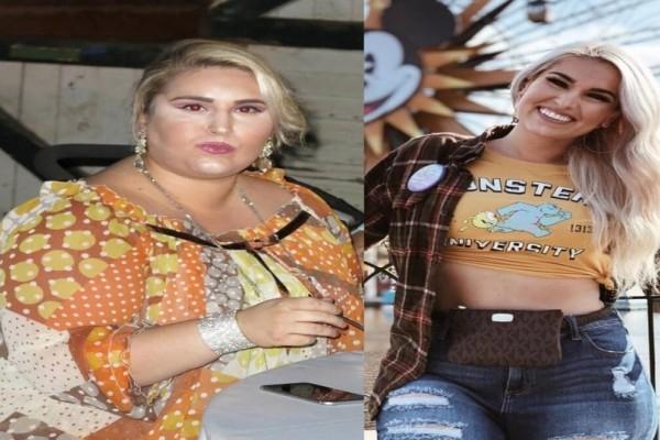 Η σοκαριστική αλλαγή της γυναικάς που έχασε 66 ολόκληρα κιλά!
