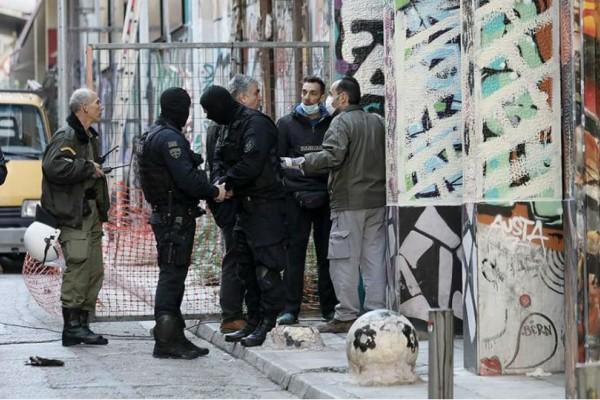 Εξάρχεια: Εκκένωση 2 ακόμα κτιρίων που βρίσκονταν υπό κατάληψη!