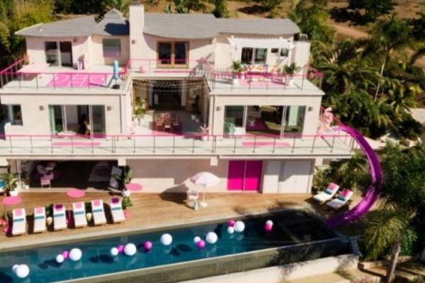 Απίστευτο: Το σπίτι της Barbie είναι αληθινό και προς ενοίκιαση! (Photos)