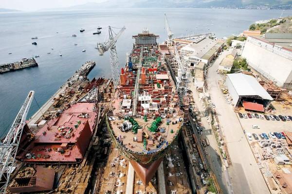 Τι θα γίνει τελικά με τα ναυπηγεία Ελευσίνας και Σκαραμαγκά;