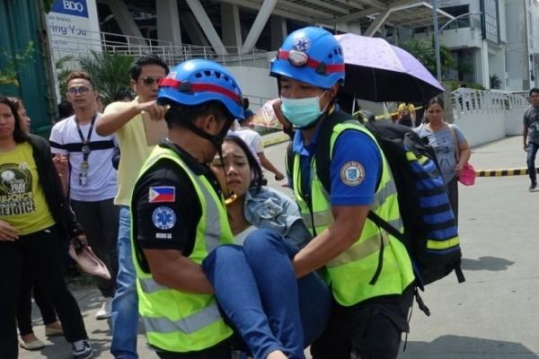 Φιλιππίνες: Έξι νεκροί από σεισμό!