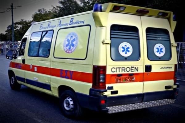 Τραγωδία στην Ηλιούπολη: Άνδρας καταπλακώθηκε από φορτηγό! (photos)