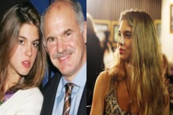 Μαργαρίτα Παπανδρέου: H εγγονή του Αντρέα Παπανδρέου προκαλεί εγκεφαλικά!