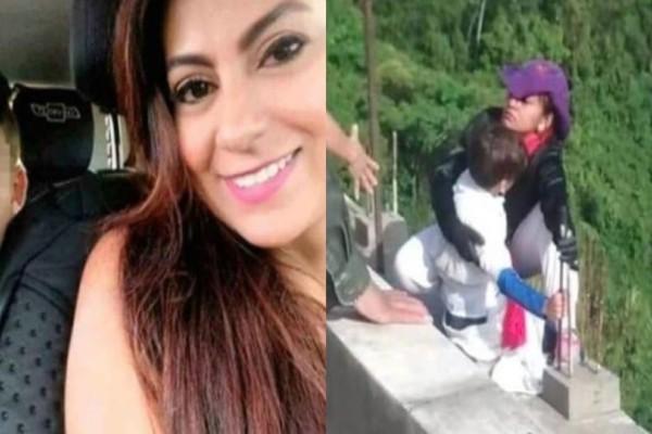 Χρεοκοπημένη μητέρα πήδηξε από γέφυρα κρατώντας τον 10χρονο γιο της στην αγκαλιά της!